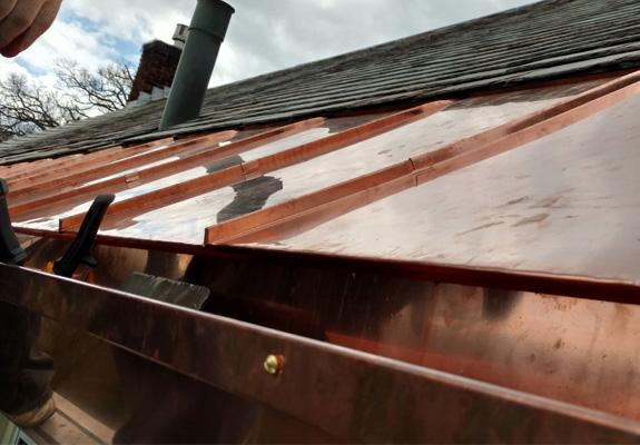 Aluminum, Copper, Wood, New Installation, Repair & Replacement