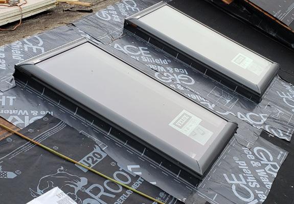 No Leak Guarantee, New skylight Installation, Repair & Replacement