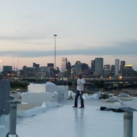 Flat Roof Repair Boston