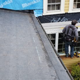 Flat Roofing Installation Services