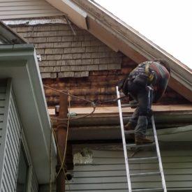 Home Siding Installation