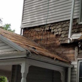 Home Siding Installation Damage