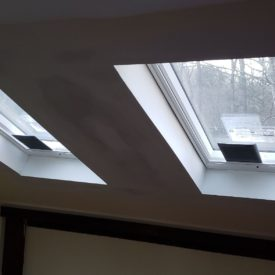 Boston Area Skylight Installation