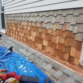 Wood Siding Installation Greater Boston Area